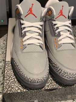 Air Jordan 3 Cool Grey Sz 11 for Sale in Garner,  NC