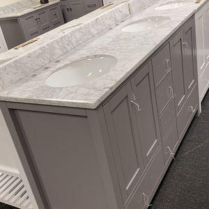 "New 60""Double sink vanity for Sale in Aliso Viejo, CA"