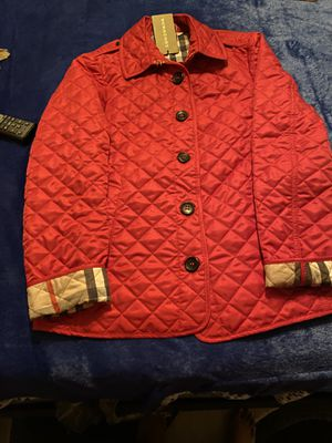 Burberry jacket for Sale in Calumet City, IL