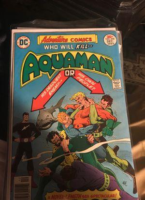 Aqua man no.449 comic book for Sale in Commerce, CA