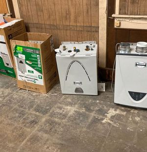 Tankless water heater's BW for Sale in Houston, TX