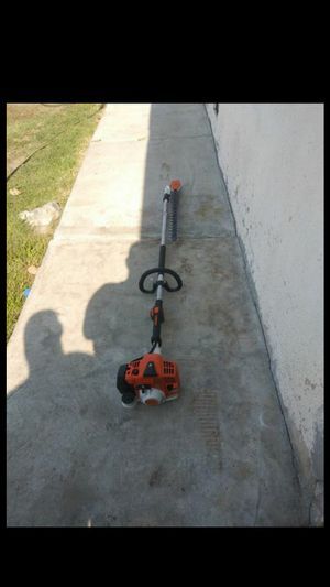 STIHL HL94K FOLDING EXTENSION GEDGE TRIMMER EXCELLENT CONDITION MUY BUENAS CONDICIONES LONG LARGA💪👌💪👍💪👍 for Sale in West Carson, CA