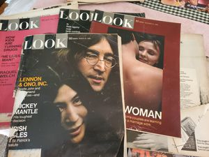 1968 -1969 LOOK magazines for Sale in Indian Head, MD