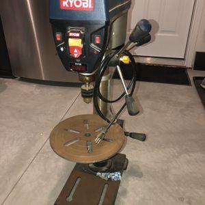 "Ryobi 10"" Bench Drill Press for Sale in Northville, MI"