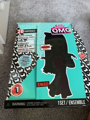 LOL OMG Doll Swag Brand New for Sale in Canton, OH