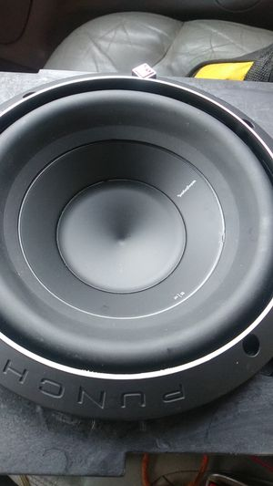 Rockford fosgate 8in P2 for Sale in Knoxville, TN