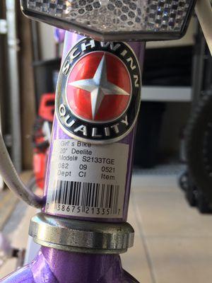"""20"""" SCHWINN bike for Sale in Miami, FL"""