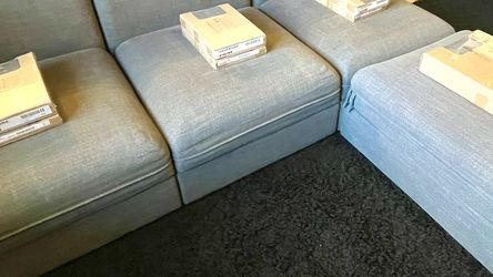 IKEA Vallentuna Sofa WITH New Covers for Sale in Brooklyn,  NY