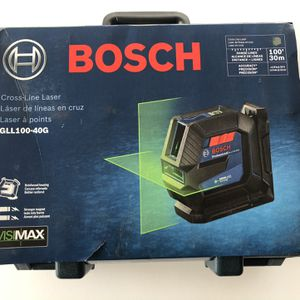 Bosch 100 ft. Self-Leveling Green Laser Level for Sale in Fountain Valley, CA