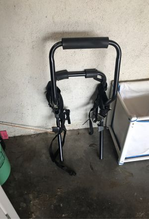Trunk mount bike rack for Sale in Fresno, CA