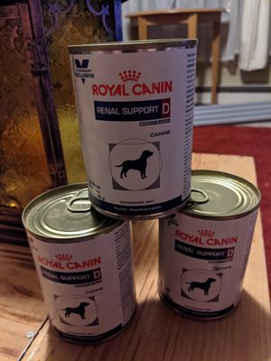Royal Canin wet dog food for Sale in Portland, OR