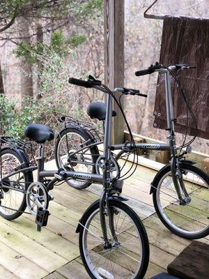 Folding 5 speed bikes for Sale in Bristow, VA