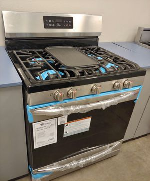 "^^^New Frigidaire"""" Gallery 5 Burner Gas Range w/ Griddle 1 Year Manufacturer Warranty for Sale in Chandler, AZ"