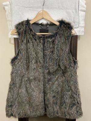 Fur vest for Sale in Palo Alto, CA