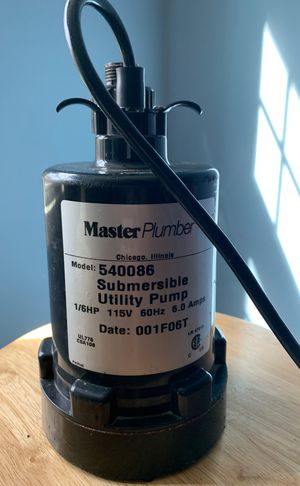 Sump Pump for Sale in Norfolk, VA