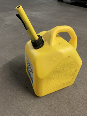 5 gallon diesel can for Sale in Charlotte, NC