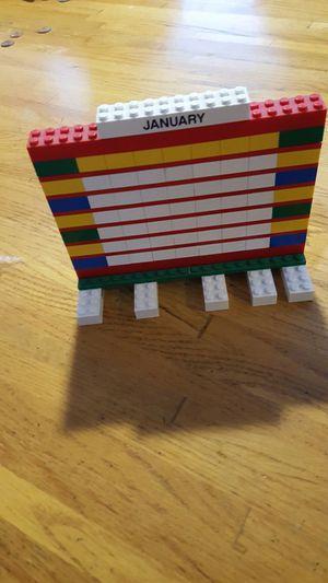 Lego calendar for Sale in Boston, MA