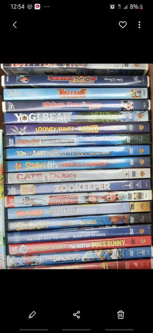 42 Family friendly DVDS for Sale in Whittier, CA