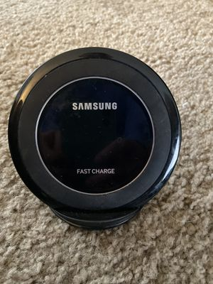 Samsung wireless fast charger for Sale in Newport News, VA