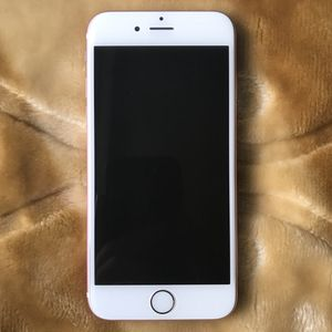 Apple IPhone 6S 16GB Rose Gold Factory ICloud Unlocked Like New for Sale in Fairfax, VA