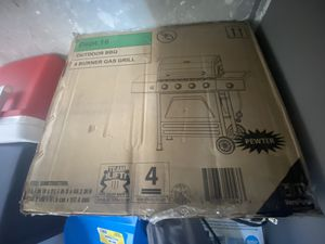 4 burner bbq grill for Sale in Tracy, CA