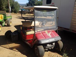 EZ-Go Golf Cart for Sale in Descanso, CA