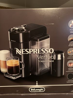 Nespresso Vertuo for Sale in Columbia, SC