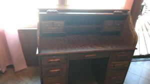 Antique rolltop Desk for Sale in Long Beach, CA