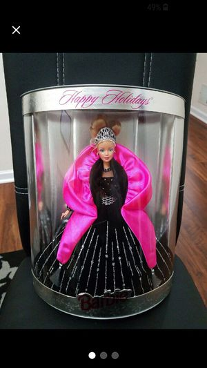 1998 Holiday Barbie for Sale in Toms River, NJ