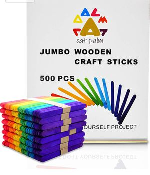 500 Craft Sticks for Sale in Queens, NY