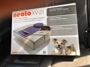 Neato XV-21 Pet & Allergy Vacuum for Sale in Oakland, CA