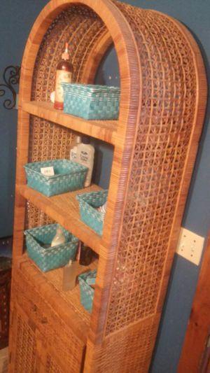 Wicker Shelve for Sale in New Bedford, MA