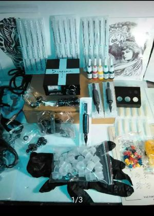 New tattoo kits new for Sale in Houston, TX