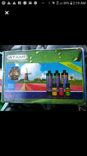 Grow system nutrients for Sale in Denver, CO