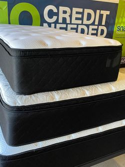 """TWIN /FULL/QUEEN/KING/CALI KING size Mattress 14"""" HYBRID, TOP QUALITY Bed New. for Sale in Poway,  CA"""