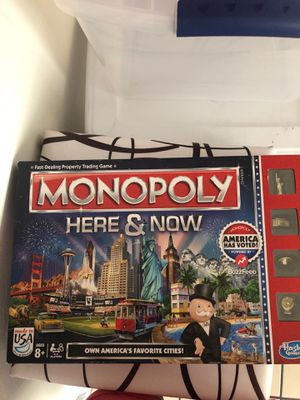 Monopoly Here & Now for Sale in Miami, FL