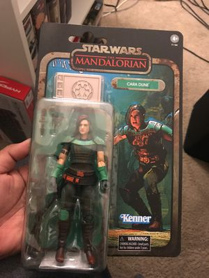 Star Wars Black Series Cara Dune for Sale in San Jose, CA
