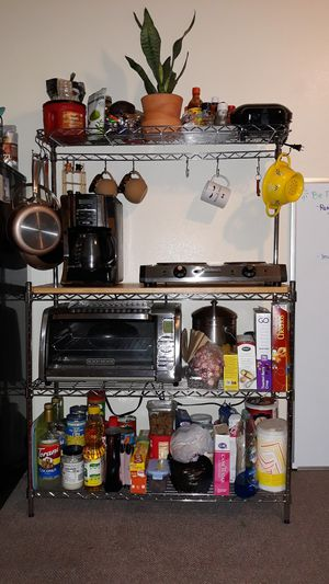 Kitchen Rack for Sale in Seattle, WA