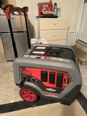 Briggs and Stratton 6500 watt Inverter Generator for Sale in Chesapeake, VA