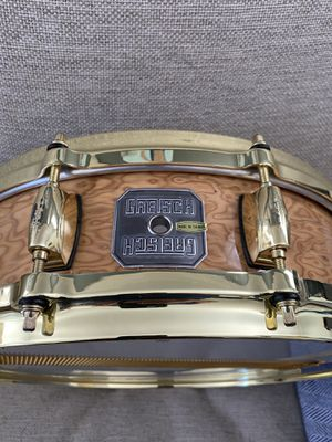 GRETSCH 4x14 snare drums Red Camphor for Sale in Newport Beach, CA