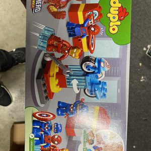 Marvel Lego Duplo for Sale in Buena Park, CA
