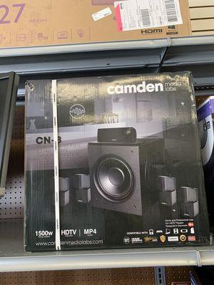 Camden MediaLabs CN-8 HomeTheater System #I-3212 for Sale in Medford, MA