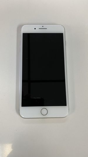Apple iPhone 8 Plus 64GB Silver Factory Unlocked!!! for Sale in Elmhurst, IL