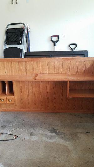 Nice wooden desk topper for Sale in Middletown, MD