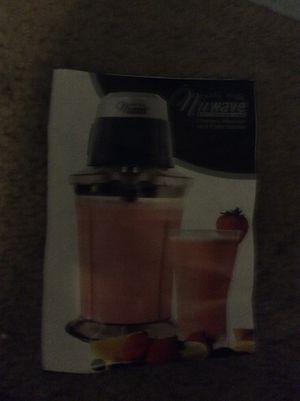 NUWAVE PARTY MIXER. NEW IN BOX PRICED ON AMAZON FOR $78 for Sale in Norfolk, VA