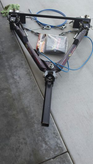 Sterling all terrain none binding tow bar for Sale in Orondo, WA
