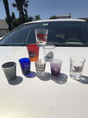 Shot glass collection for Sale in Spring Valley, CA