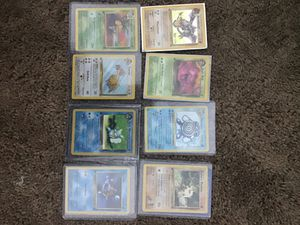 Pokemon crds for Sale in Gilbert, AZ