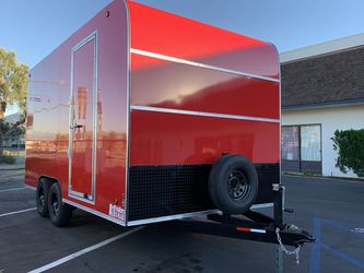 2019 Enclosed Trailer 8.5x16x8 for Sale in Los Angeles,  CA