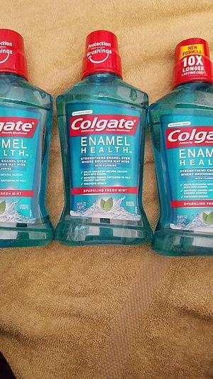 Holgate enamel health mouthwash for Sale in San Diego, CA